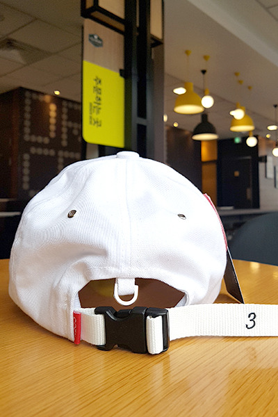acc1054. Urban Buckle Cap [2color] -SOLD OUT-