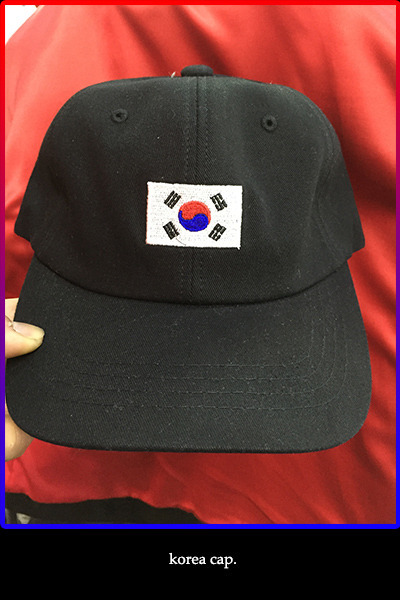 acc440. korean flag [2color] (SOLD OUT)