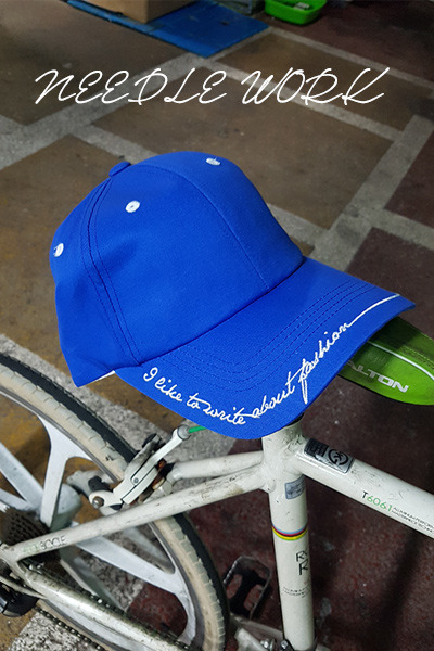 acc1069. End Needle Work Cap [4color]