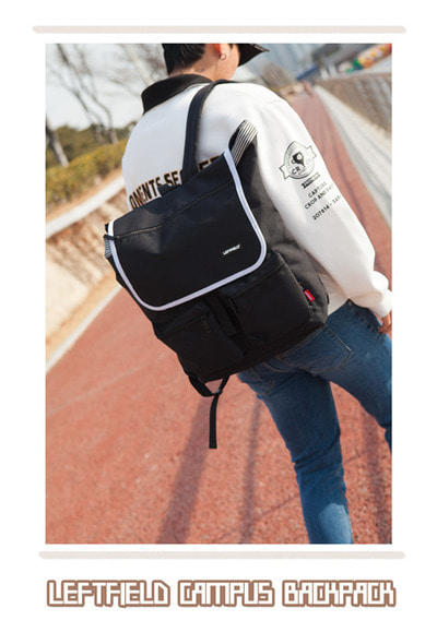 acc1174. leftfield campus backpack [4color]