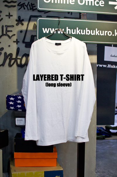 top871. You must have layered t-shirt [2color]